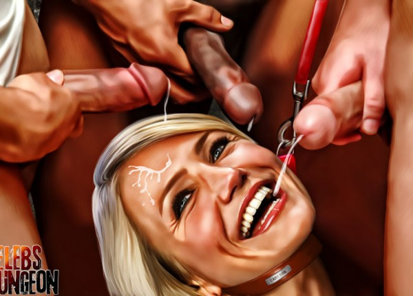 BDSM smile by Cameron Diaz