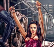 Adriana Lima fetish fantasy