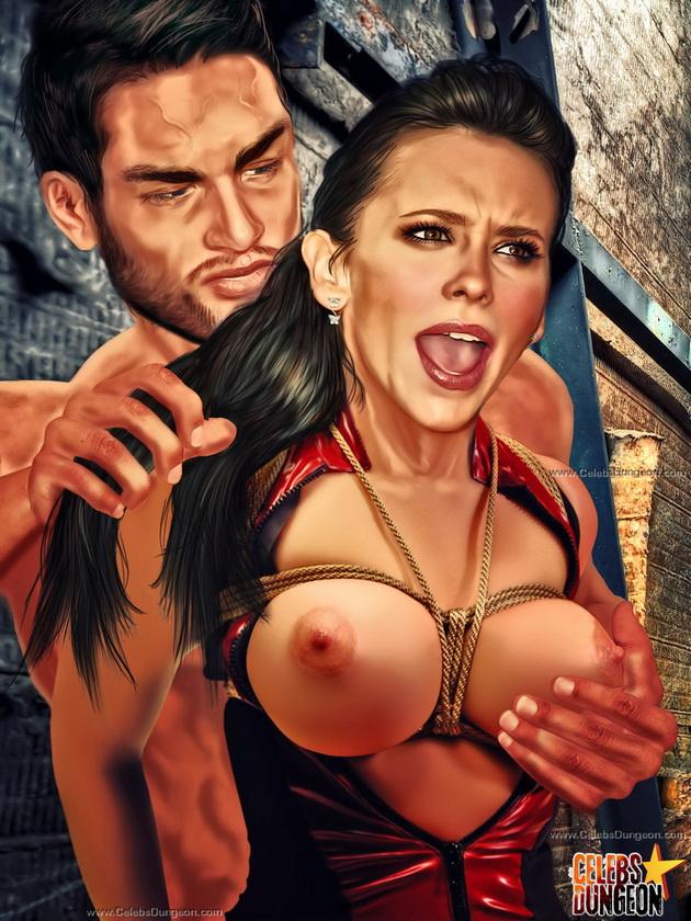 hot superhero girls nude