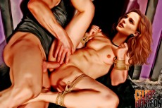 Celeb sex game - Celebs Dungeon Fantasy Natalie Portman BDSM