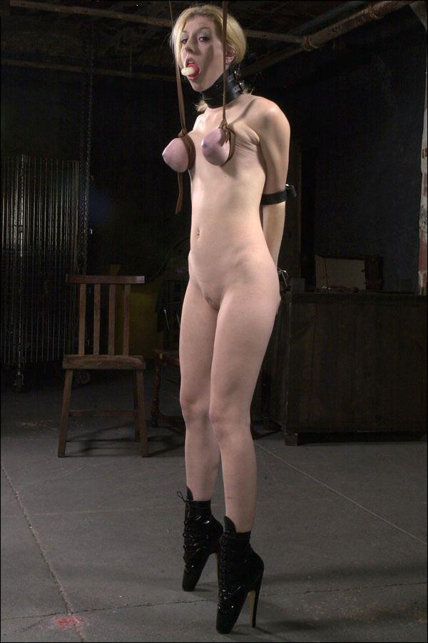 Extreme Tits scene - Porn BDSM