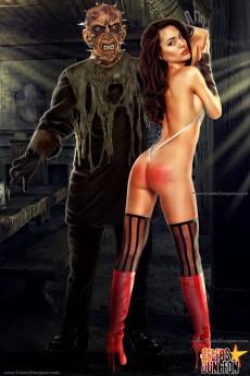 Celeb sex party - Celebs in BDSM