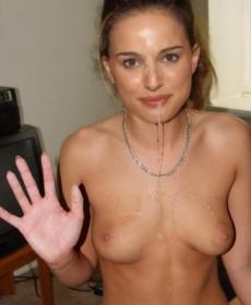 Nude Natalie Portman again!